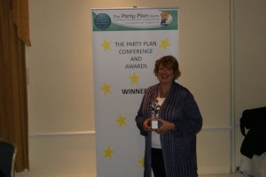 Party Plan Shining star awards